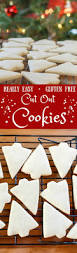 Pumpkin Spice Hershey Kisses Gluten Free by Gluten Free Cut Out Cookies Recipe Sugar Cookies Gluten Free