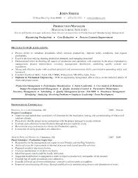Project Manager Resume Sample Program Director Click Here To Download This
