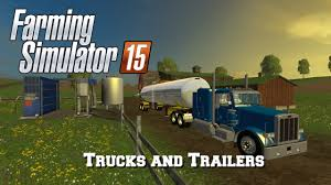 Farming Simulator 2015: Mod Spotlight #16: Trucks And Trailers - YouTube Towing Can A Tow Truck You And Your Trailer Motor Vehicle License Plate Illumination Truck Trailers Known Scs Software Ats Michelin Tires For Trucks 132 Mods Rta Pack Of Trucks Mod Ets 2 Wraps Miami Graphics Dallas Vinyl Wrapping For Sale Big Rigs Semi And Of Different Makes Models Tractor Trailer Wash Detailing Custom Chrome Texarkana Ar Filecenturylink Colorado Springsjpg Wikimedia Fagan Janesville Wisconsin Sells Isuzu Chevrolet Daniel We Will Beat Or Match Any Prices Trailers Junk Mail