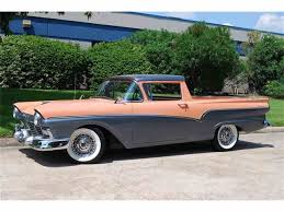 1957 Ford Ranchero   Vintage Cars   Pinterest   Ford, Dream Cars And ... Vintage Ford Truck Pickups Searcy Ar 1957 F100 For Sale 2130265 Hemmings Motor News Ford Truck Pickup Truck Item De9623 Sold June 7 Veh Fseries Tenth Generation Wikipedia Sale Classiccarscom Cc991051 Flashback F10039s New Arrivals Of Whole Trucksparts Trucks Or 2wd Regular Cab Near Stamford Connecticut In El Paso Tx Incredible Ford Farm F600 Flatbed K6739 May 18