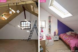 chambres sous combles aménagement combles chambre sous les toits maison créative