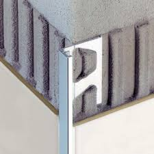 Schluter Tile Trim Uk by Schluter Jolly Acg Polished Chrome Tile Trim