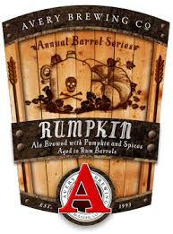 Imperial Pumpkin Ale by Back For More Avery Brewing Releases Their Annual Rum Barrel Aged