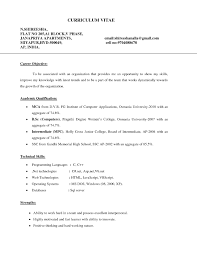 Resume Career Objective Examples Retail For Teacher Fresher Entry With 15 What Should Be The In