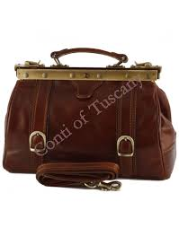 leather doctor bags made in italy conti of tuscany