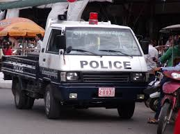 File:Police Pick-up Truck In Cambodia.jpg - Wikimedia Commons Lego Police Pickup Truck Tutorial Youtube Italian With The Big Written And Blue Sirene Marshfield Two Injured In Cruiser Crash Fast Response Vehicle Wikipedia Largo Undcover Ford Bible Found Pickup Truck Stolen From Ram Factory Michigan As Lavallette Department To Try Trucks New Suvs Does It Get More America Than A Car Offers New F150 For Police Duty Niles Add Fleet But Some Question Its Pur