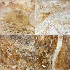 Scabos Travertine Floor Tile by 18 X 18 Polished Scabos Travertine Tile U2013 Deko Tile