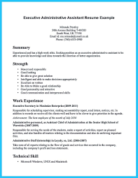 Nice Sample To Make Administrative Assistant Resume, | Resume ... Executive Assistant Resume Sample Complete Guide 20 Examples Assistant Samples Best Administrative Medical Beautiful Example Free Admin Rumes Created By Pros Myperfectresume For Human Rources Lovely 1213 Administrative Resume Sample Loginnelkrivercom 10 Office Format Elegant Book Of Valid For Unique