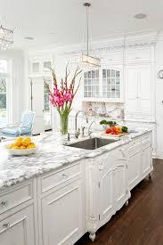 Shaker Cabinet Knob Placement by Cabinet Knob Placement For A Traditional Kitchen With A White