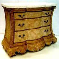 Ethan Allen Bombe Secretary Desk by Entry Table Black Or Bedside Table Ethanallen Com Maison By