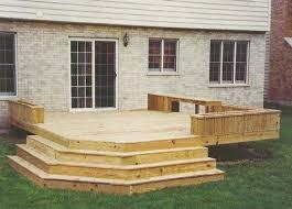 planter box deck building plans only at menards