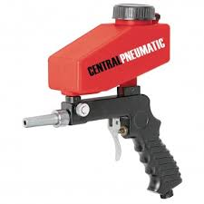 Central Pneumatic Blast Cabinet Manual by Portable Abrasive Blaster Kit