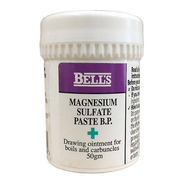 Bell's Magnesium Sulphate Paste - 50g