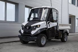 Alke' Electric Utility Vehicles: Technology Made In Europe