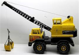 100 Tonka Crane Truck Vintage Turbo Diesel And 50 Similar Items