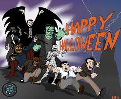 Syfy 31 Days Of Halloween 2011 by Paranormal Pop Culture 10 01 2011 11 01 2011