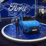 Ford's quarterly China sales rise 25% from year ago