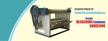 chamunda enterprise textile processing machinery manufacturers
