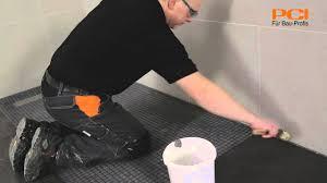 eckfugen im badezimmer schließen gegen schimmel