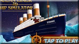 Titanic Sinking Ship Simulator 2008 by Titanic Sinking Simulation Game Instasink Us