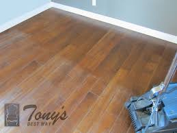 Buffing Hardwood Floors To Remove Scratches by Hardwood Floor Refinishing San Diego Before And After Photos