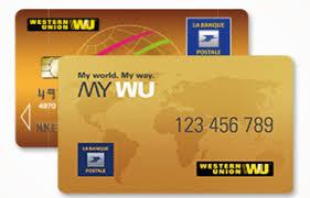 si e la banque postale carte bancaire la banque postale union quels avantages
