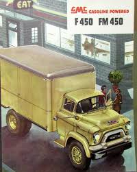 GMC Gasoline Powered Truck F 450 & FM 450 Original Sales Brochure ... Chevy Cameo Cabover Beauty 1955 Gmc Sierra 1500 Custom Truck For Sale Customer Gallery 1947 To Suburban Custom Rare Coe Cabover Lowrider Hot Jim Carter Truck Parts Beautiful Gmc Trucks For Sale About Aaabacebfd On Cars Design Pickup Classiccarscom Cc1019183 1950 3100 Frame Off Restoration Real Muscle Autolirate Mercury M350 And Other Eton Pickups 1957 Gmc Coe Cabover Ratrod Gasser Car Hauler 1956 Chevy Big Red