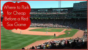 How to Save at Fenway Park Cheap Parking on Game Days