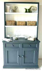 Black Buffet And Hutch Dining Room Hutches Buffets Excellent Idea