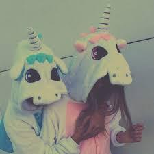 Jumpsuit Halloween Unicorn Costume Cute Tumblr Pink Blue