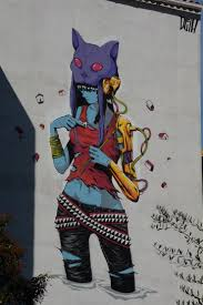 Famous Spanish Mural Artists by Fanzara Diary Mural Update From A Tiny Spanish Town Brooklyn