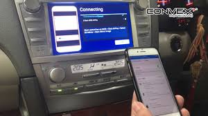 Convex Android Master Series Easy Connect iOS Iphone Mirror Link