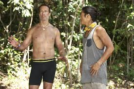 Pin Andrew Savage And Woo Hwang On Survivor Second Chance