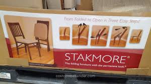 Stakmore Solid Wood Folding Chair With Padded Seat | Costco Weekender Stakmore Solid Wood Upholstered Folding Chair Espresso 2pack The Chairs Vintage Home Decators Amazoncom 5pc Table Parties Portable Fniture Stakmore Hashtag On Twitter Midcentury Game And S5 Chairish Card 4 Apartment Therapys Bazaar With Padded Seat Costco Weekender Fresh Charming Meco Brusjesblog Wooden Set Awesome Garden Flea Market Flip