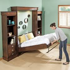 Diy Murphy Bunk Bed by Amazon Com Full Size Deluxe Murphy Bed Kit Vertical Kitchen