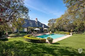 100 Butterfly Beach French County Estate At In Montecito CA United