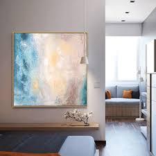 1 stück öl malerei wohnzimmer moderne wandmalerei blume dekorative wand kunst malerei bilder malerei auf leinwand keine rahmen