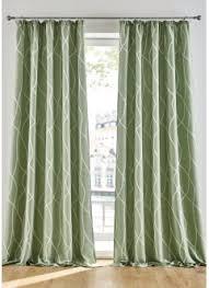 gardinen vorhänge in grün jetzt bestellen bonprix