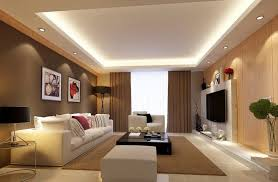 living room lighting ideas low ceiling wood coffee table beige