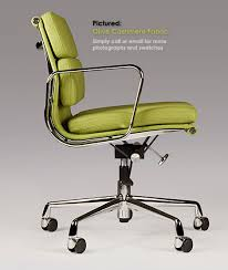 Eames Style Soft Pad Management Chair by Eames Ea217 Soft Pad Office Chair Designer Office Chairs From