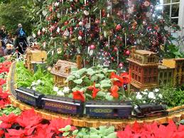 Model Trains A Perfect Fit For Around The Christmas Tree