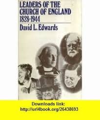 Leaders Of The Church England 1828 1944 9780192131102 David L