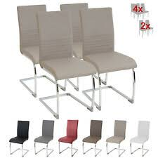 stühle aus kunstleder fürs wohnzimmer günstig kaufen ebay