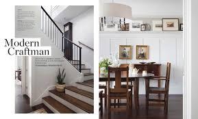100 Modern Homes Magazine Porcelains And Peacocks Craftsman California