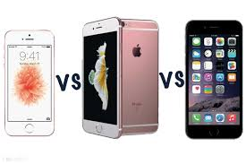 Apple iPhone SE vs iPhone 6S vs iPhone 6 What s the difference