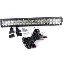House Tuning 120W 9500lm 20 Inche Off-road LED Lights Dual Row LED ... Solicht 8 40w Led Bar Lights Lightbar 12v24v 10w Offroad Off Safego 4 Inch 18w Led Work Light Offroad Flood 4x4 4wd Car For 2x 50 Ledbar 288w Curved Spot Off Road 12v Led Bars Zroadz Z344813kit Jeep Wrangler Jk Hood Hinge Mounting Bracket 2018 Hot Sale 4x4 Accsories 932v Truck Atv Bars Canton Akron Ohio Road 215 120w 9 32v Dual Row Waterproof The Best Your Atv Utv And Dirt Bike Blazer Intertional With And Beam Lamphus Maverix Journey Of Lighting Attractive Design