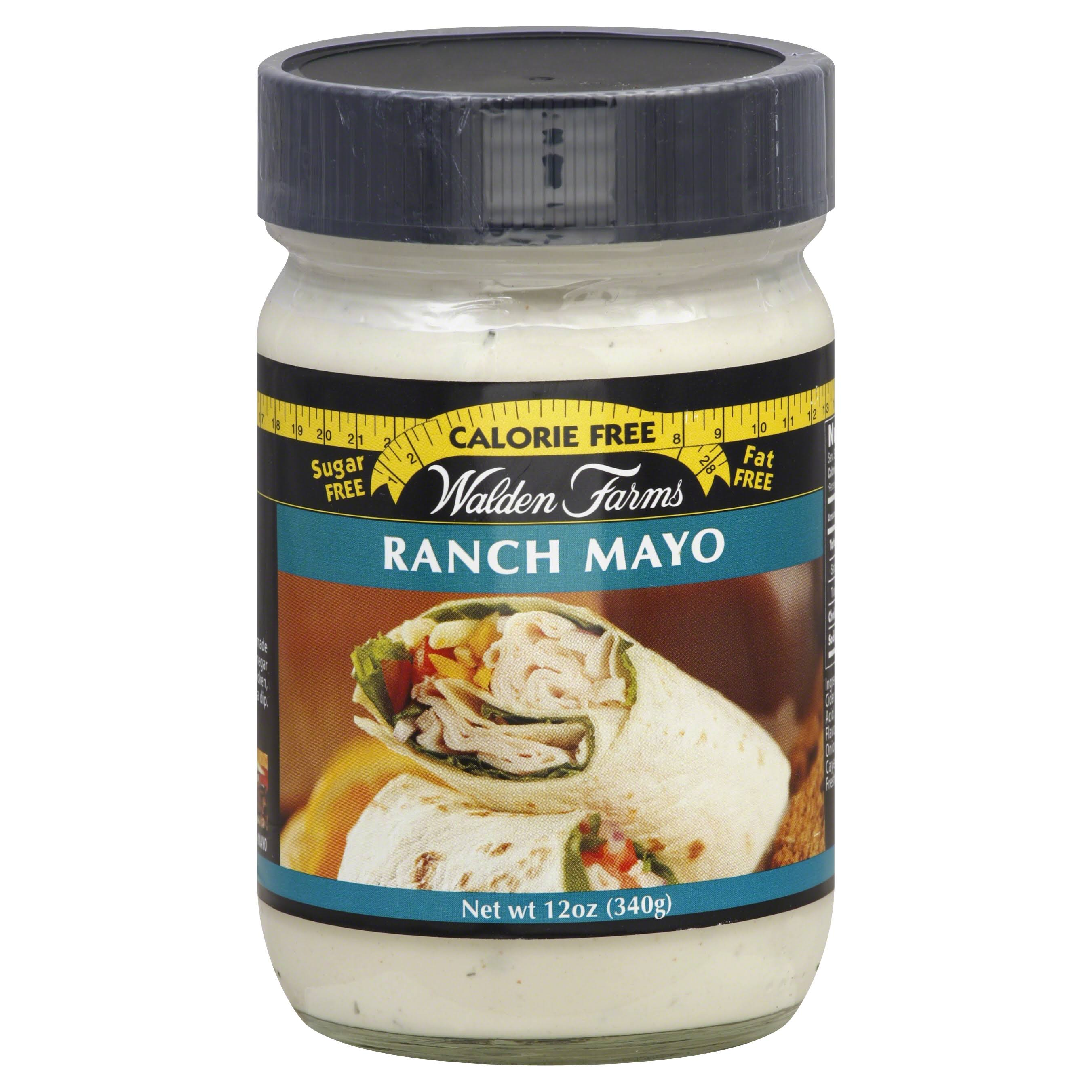 Walden Farms - Ranch Mayo 340 G