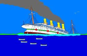 Brittanic Sinking by Sinkingship Explore Sinkingship On Deviantart