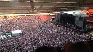 Green Day Emirates Stadium