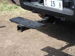 100 Truck Bed Winch Mount NC4x4